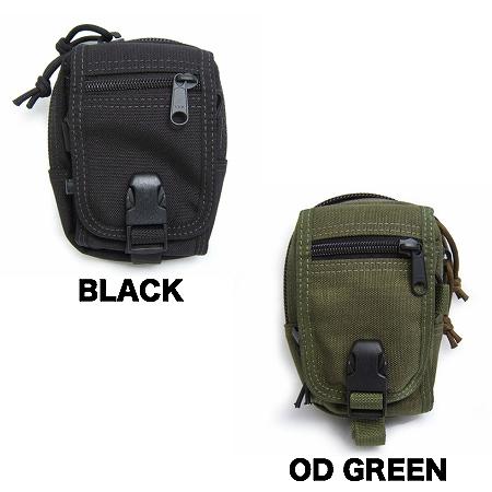 MAGFORCE(マグフォース)M-1 Waistpack [Black、OD Green][MF-0307][M-1ウエストパック]