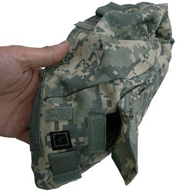 US(米軍放出品)US ARMY ACH/MICH ヘルメットカバー ACU