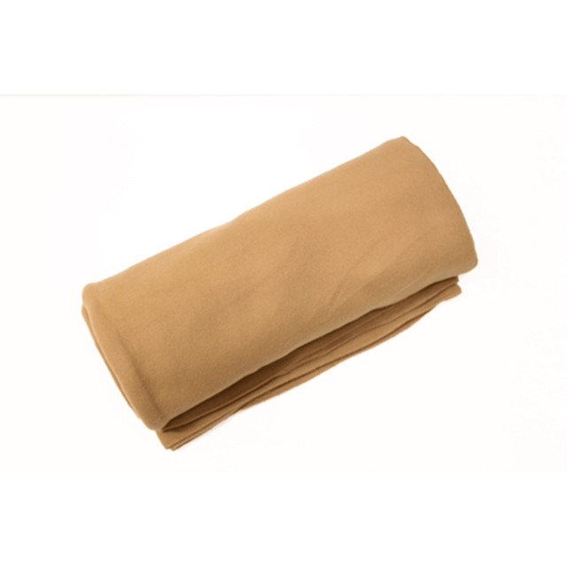 US(米軍放出品)フリース ブランケット OCP Brown