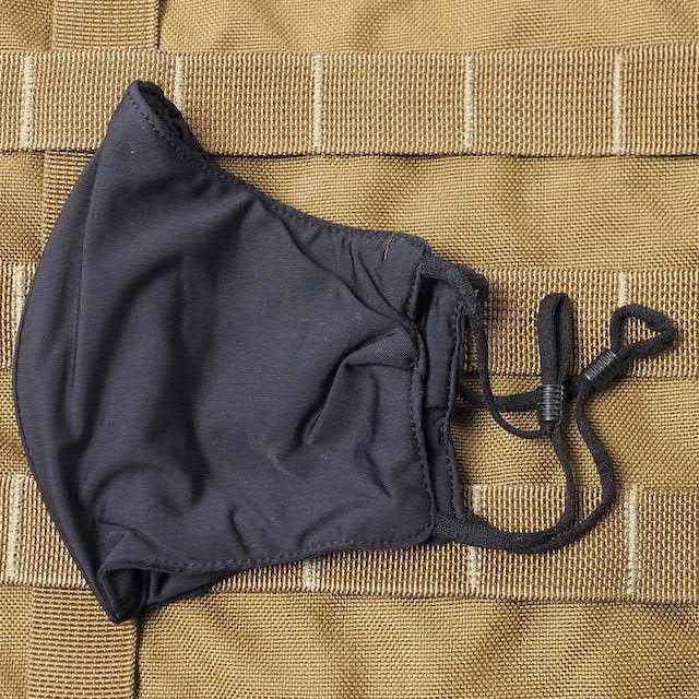 mille epi(ミレピィ)極冷感マスク ソフトワイヤー内蔵 [Black、Gray]