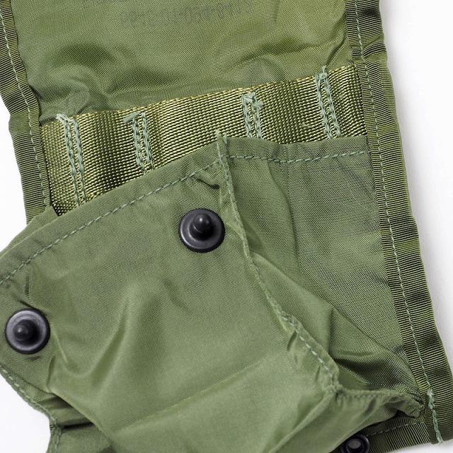 US(米軍放出品)ファーストエイドキットナイロンポーチ OD [First Aid Kit]