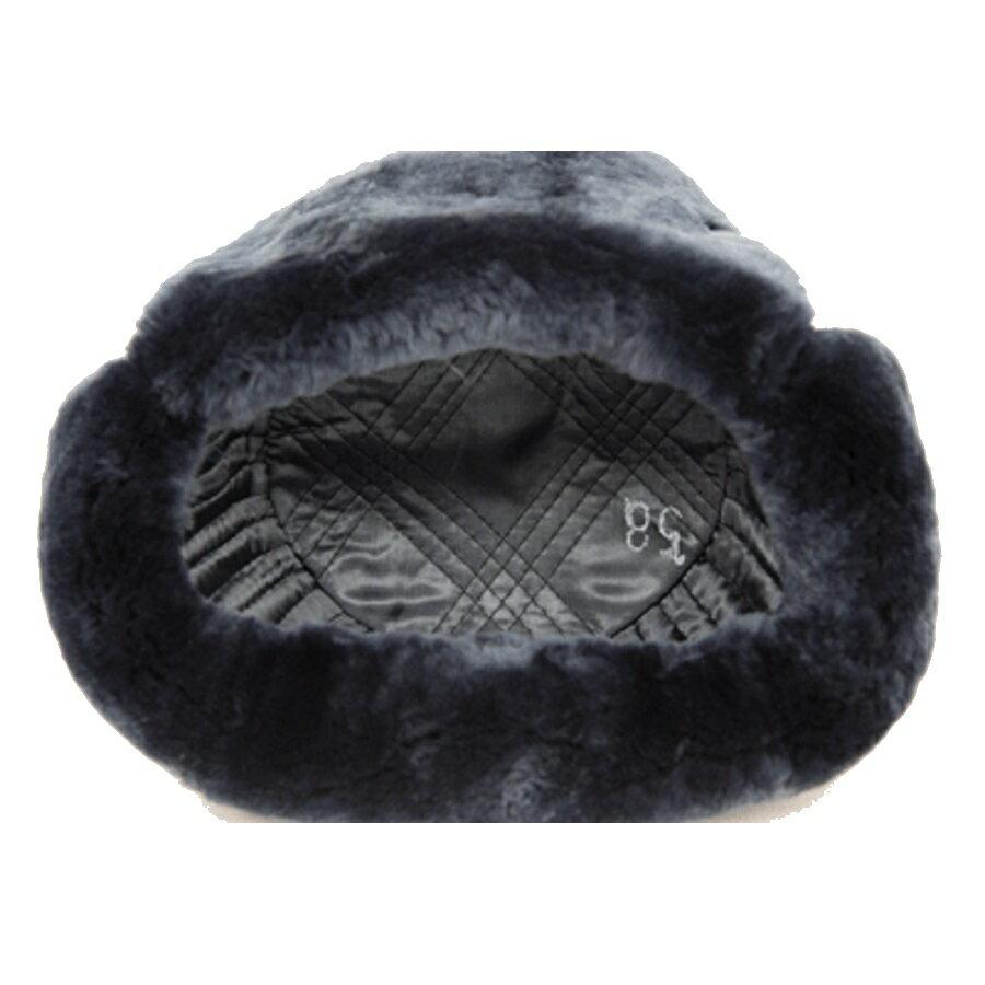 ワールドサープラス ロシア軍 陸軍兵用防寒帽 グレー [ウシャンカ]