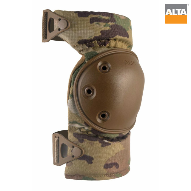 ALTA(アルタ)AltaContour ニーパッド [Scorpion OCP][ラバーキャップ][Cordura][AltaLok]
