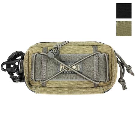 MAGFORCE(マグフォース)Sunglass Pouch [Black、Khaki Foliage][MF-2501][サングラスポーチ]