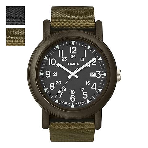 TIMEX(タイメックス)オーバーサイズキャンパー [Black/T2N364][Green/T2N363]