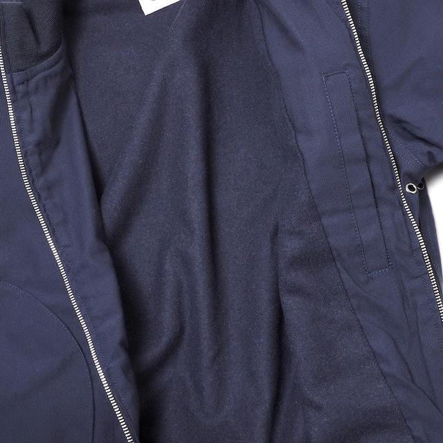 SESSLER(セスラー)U.S.NAVY SUBMARINERS DECK JACKET モール胸章付き サブマリーン ジャケット1940's REPLICA 【中田商店】
