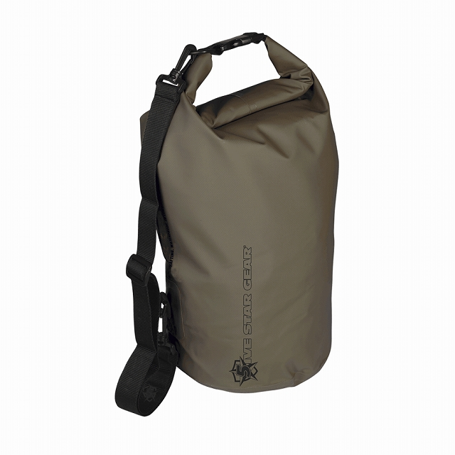 5ive Star Gear (ファイブスターギア) リバースエッジ 20L 防水ダッフルバッグ [RIVER'S EDGE 20L WATERPROOF BAG]