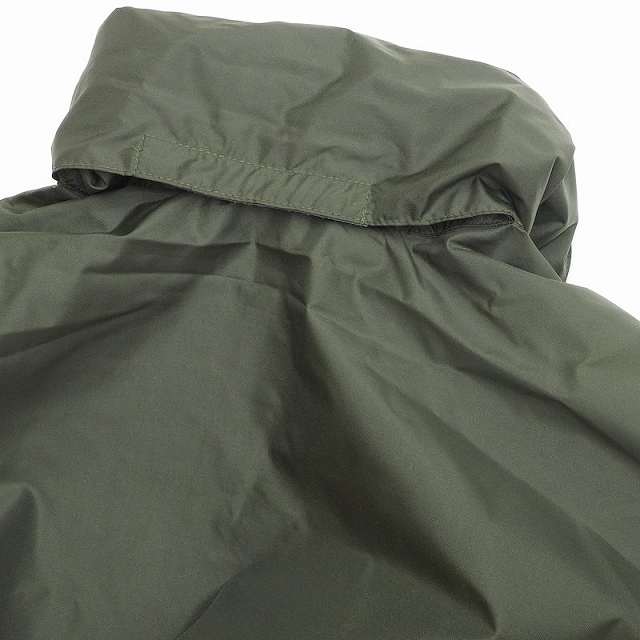 ワールドサープラス フランス軍 レインジャケット [OD]