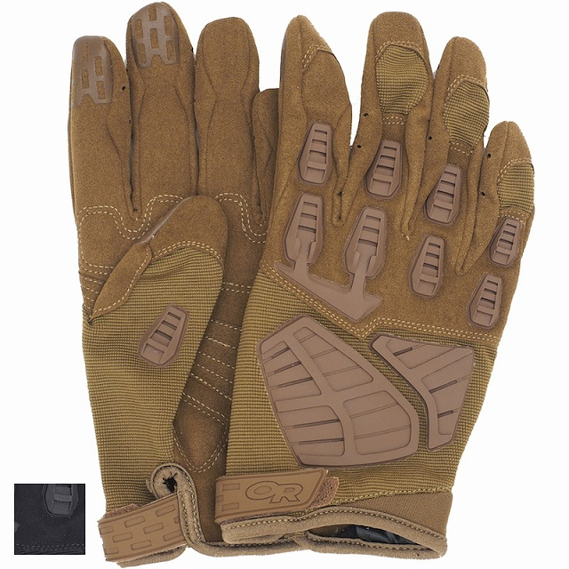 【クリアランスSALE】OR Tactical(アウトドアリサーチ タクティカル)アセットグローブ [2色] Asset Glove]