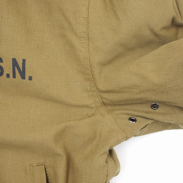 SESSLER(セスラー)TYPE N-1 デッキジャケット [OD] 【中田商店】