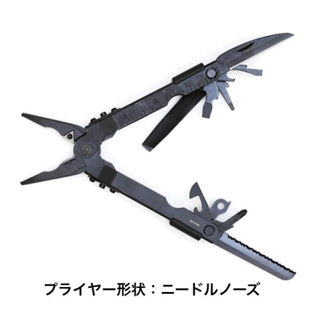 US SURPLUS(US サープラス)GERBER MP600 マルチプライヤー Black