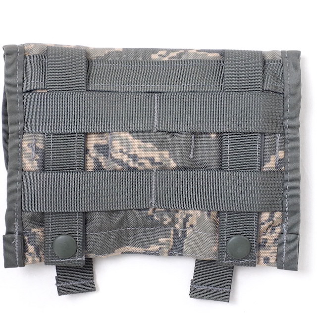US(米軍放出品)DFLCS Triple 40mm Grenade Pouch ABU [MOLLEスタイル][中古未使用品][トリプル40mmグレネードポーチ]