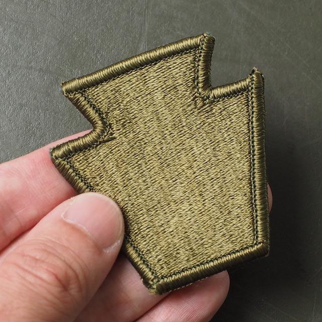 【ミリタリーパッチ】陸軍 第28歩兵師団 28th Infantry Division [サブデュード]
