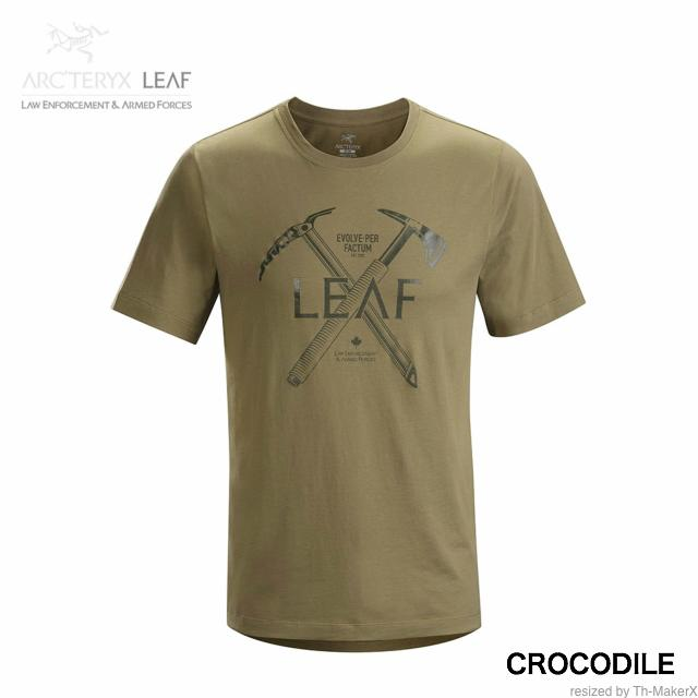 ARC'TERYX LEAF(アークテリクス リーフ)WBT SS T-Shirt Mens [Pilot][Crocodile][半袖Tシャツ]