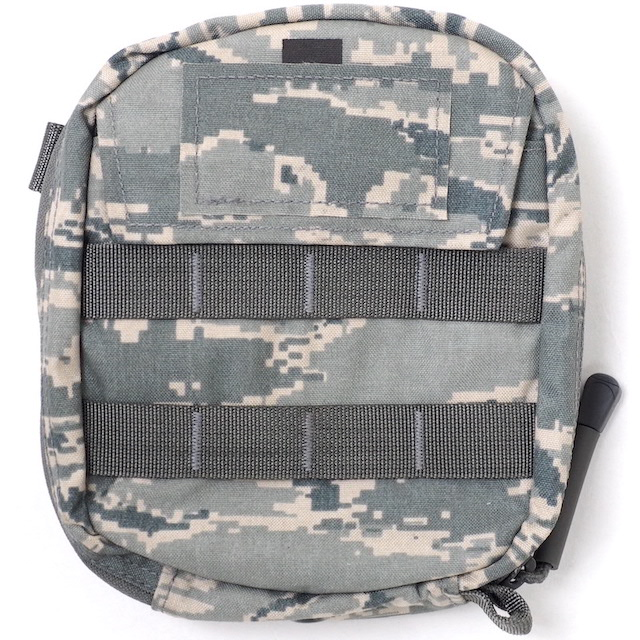US(米軍放出品)USAF JOINT FIRST AID KITポーチ ABU [MOLLEスタイル][中古未使用品]