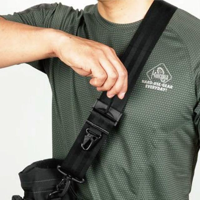 MAGFORCE マグフォース 2インチ スライドストラップ [MF-0222][Black、Foliage Green、Khaki]