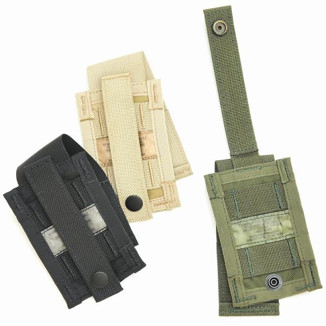 【SDS】40mm ハイ エクスプローシブ シングル グレネード ポーチ [3色][ベトナム製]