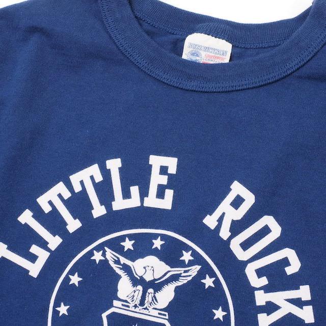"""【クリアランスSALE】BUZZ RICKSON'S(バズリクソン)S/S T-SHIRT """"LITTELE ROCK A F.BASE"""" Tシャツ [BR78706]"""
