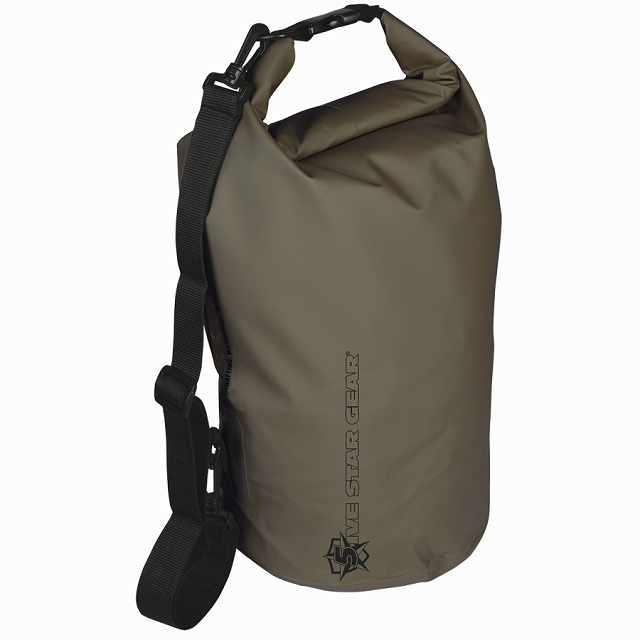 5ive Star Gear (ファイブスターギア) リバースエッジ 30L 防水ダッフルバッグ [RIVER'S EDGE 30L WATERPROOF BAG]