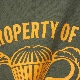 """【クリアランスSALE】BUZZ RICKSON'S(バズリクソン)S/S T-SHIRT """"U.S.PARATROOPER"""" Tシャツ [BR78707]"""