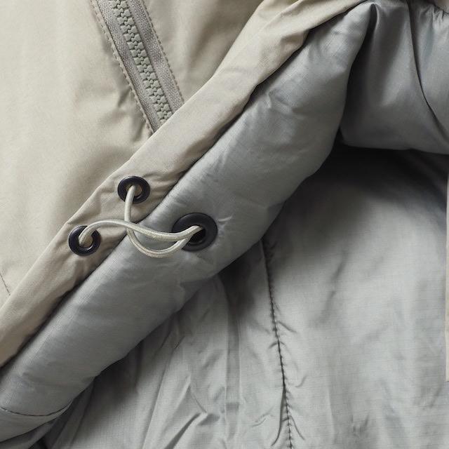 米軍同型 BAF PRIMALOFT ECWCS GEN3 LEVEL 7 エクワックス レベル7 防寒パーカ [FOLIAGE GREEN]【中田商店】