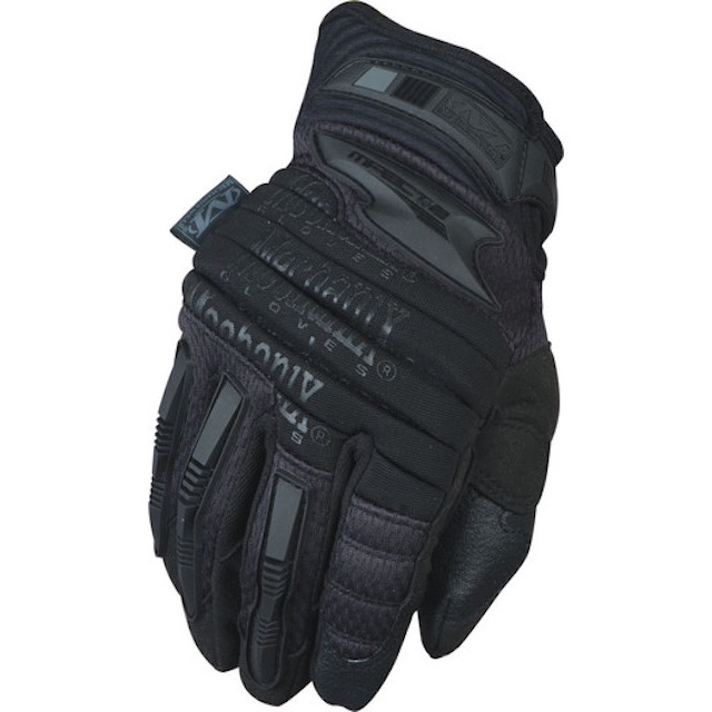 Mechanix Wear(メカニクスウェア)M-PACT 2 Glove Covert エムパクト2 グローブ カバート [ブラック][メカニクス グローブ]