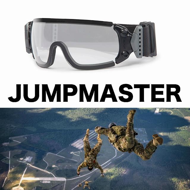 ESS(イーエスエス)JUMPMASTER ジャンプマスター [フローコート 強力防曇レンズ]【送料無料】