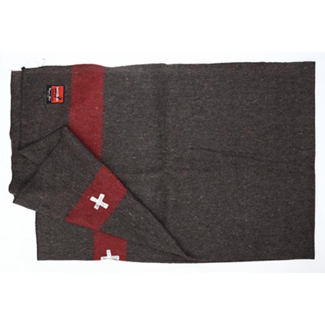 ワールドサープラス スイス軍タイプ SWISS LINK ウールブランケット [ウール毛布]
