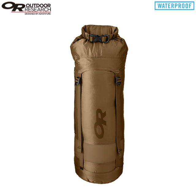 Outdoor Research(アウトドアリサーチ)Airpurge Dry Compression Sack 35L Coyote