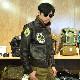 MORGAN MEMPHIS BELLE(モーガン メンフィスベル)G-1 ゴートスキン フライトジャケット ブラウン [SPEC 55J14][FIGHTING 92][MG-531-92FS]