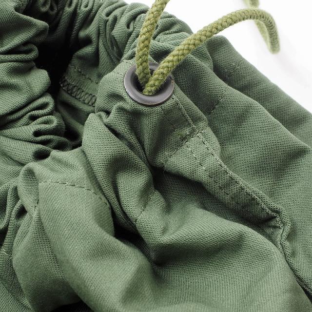 US(米軍放出品)Barracks Bag バラックバッグ [USマーク付き][Laundry Bag ランドリーバッグ][OD]