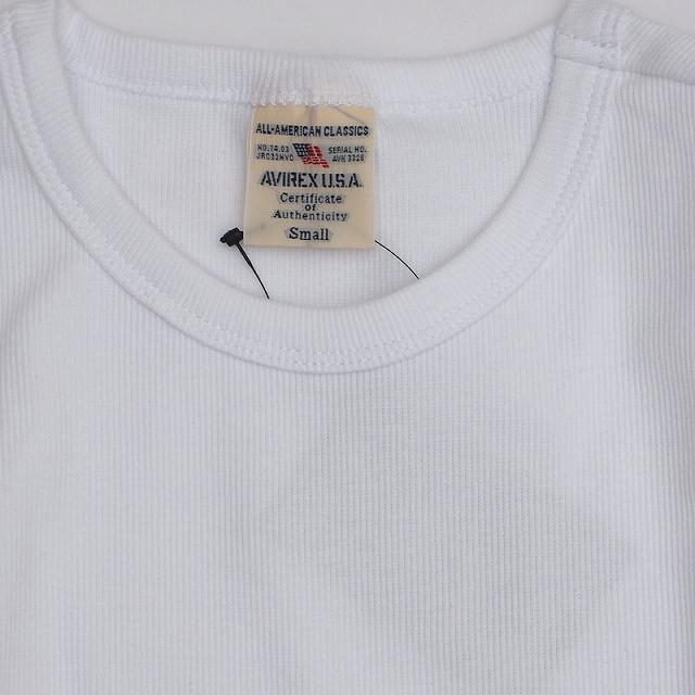 AVIREX(アヴィレックス)DAILY クルーネック Tシャツ [4色]