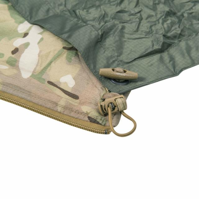 Helikon-Tex (ヘリコンテックス) SWAGMAN ROLL SLEEPING BAG [多目的スリーピングバッグ][寝袋][シュラフ][ポンチョライナー][4色]