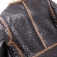 MORGAN MEMPHIS BELLE(モーガン メンフィスベル)TYPE B-6 クラシック ミリタリー ジャケット [グランドクルー][ムートン製]