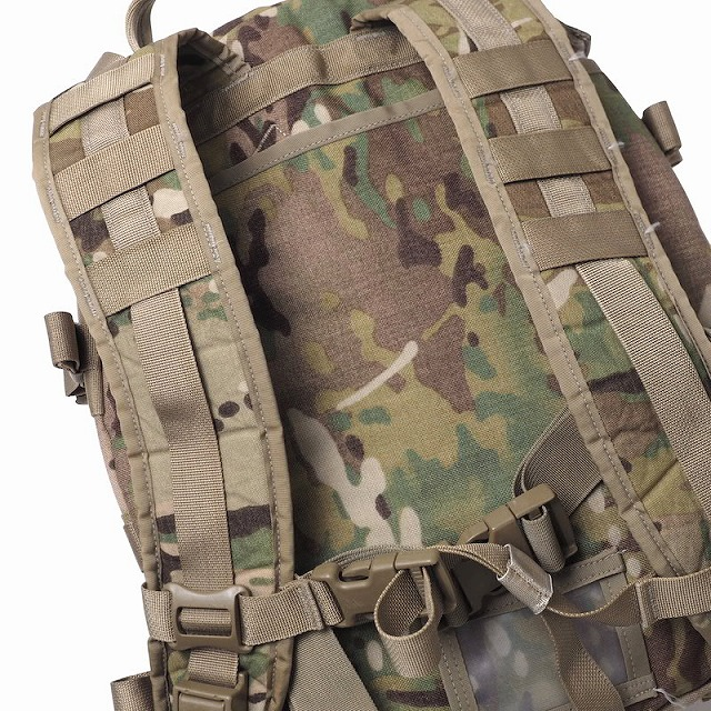 US(米軍放出品)MOLLE II アサルトパック [中古良品][OCP/MultiCam][Assault Pack]【送料無料】