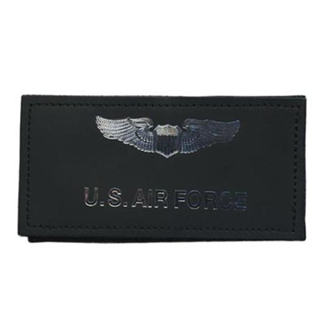 【ミリタリーパッチ】NS USAF Name Tag [フック付き]【中田商店】