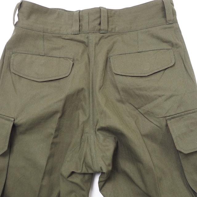 SESSLER(セスラー)フランス軍タイプ FRENCH ARMY M47 PANTS [2色]【中田商店】