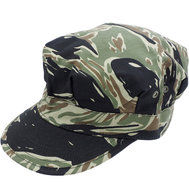 SESSLER(セスラー) タイガーストライプ MC CAP [2色]【中田商店】