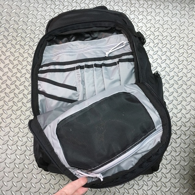 US Surplus(USサープラス)CamelBak Urban Assault XL Cargo Backpack [750mlボトル付き][Black][60893-R]【送料無料】
