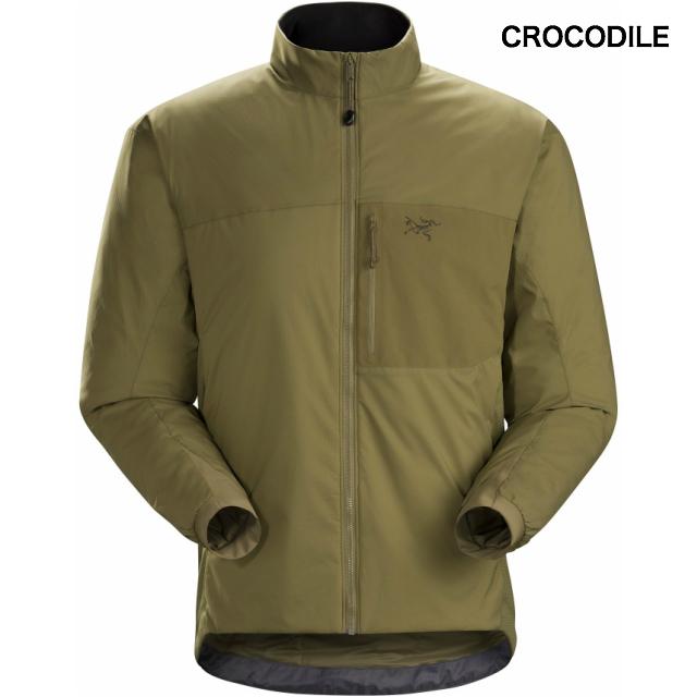 ARC'TERYX LEAF(アークテリクス リーフ)Atom Jacket LT (Gen2) [Black][Crocodile][Ranger Green][Wolf]