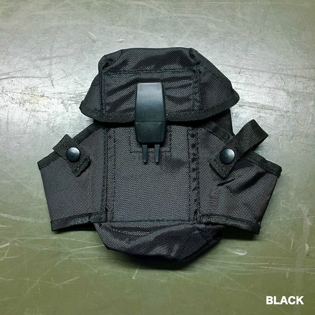 MILITARY(ミリタリー)M16 LC-1タイプ30連マガジンポーチ USマーク無し[Black、OD]