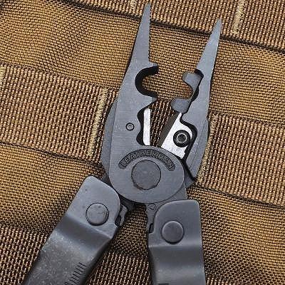 LEATHERMAN(レザーマン)SUPERTOOL 300 EOD Black [キャップクリンパー][MOLLE対応ポーチ付]【送料無料】