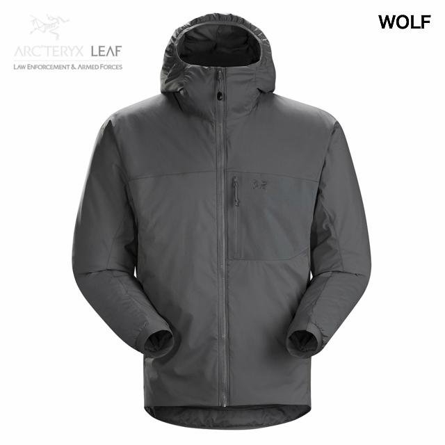 ARC'TERYX LEAF(アークテリクス リーフ)Atom Hoody LT(Gen2)[Black][Crocodile][Ranger Green][Wolf]