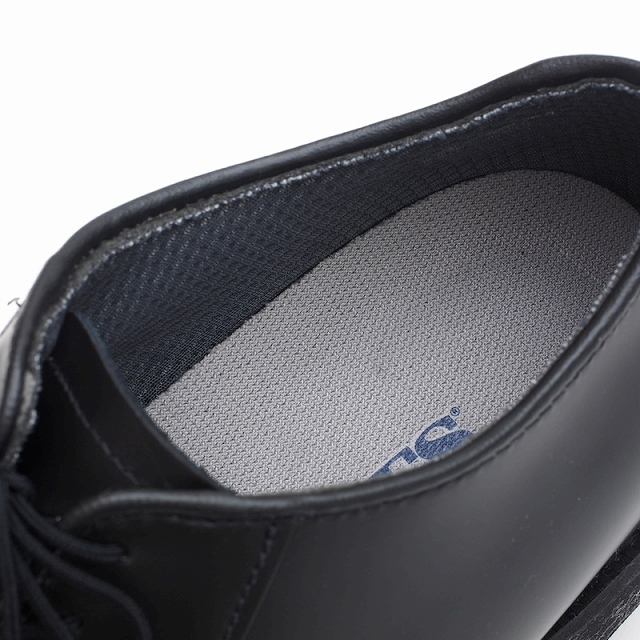 BATES(ベイツ)Leather Uniform Oxford [Black][BA-0968][ドレスシューズ][オックスフォードシューズ][アメリカ製]【中田商店】【送料無料】