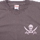 【Military Style/ミリタリースタイル】JOHN RACKHAM JOLLY ROGER JOHN RACKHAM JOLLY ROGER ジョン ラカム ジョリーロジャー  ショートスリーブ Tシャツ[4色]