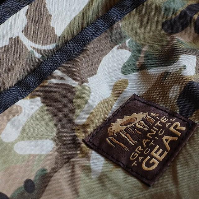 Granite Tactical Gear(グラナイトタクティカルギア)Tactical Satchel [Coyote、Camoflage]