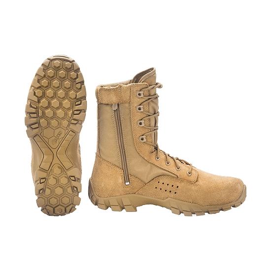 BATES(ベイツ)COBRA-8 Combat Boots Side-Zip [22681 Black][22680 Coyote] サイドジップブーツ 【送料無料】