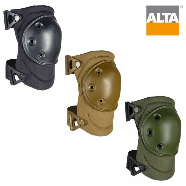 ALTA(アルタ)AltaPRO S タクティカルニーパッド AltaLOK [Black、Coyote、Olive Green][アルタプロエス ニーパッド アルタロック][ヒザ用]