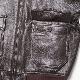 MORGAN MEMPHIS BELLE(モーガン メンフィスベル)TYPE M422 フライトジャケット ゴートスキン ブラウン [1940's REPLICA][MG-536]