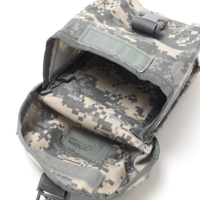 US(米軍放出品)Individual IFAK Pouch ACU [First Aid Kit][ファーストエイド キット ポーチ]